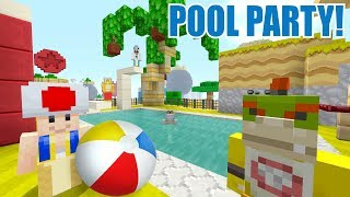 Video Minecraft Switch - Nintendo Fun House - POOL PARTY! [KILLER DIVES!] [142] MP3, 3GP, MP4, WEBM, AVI, FLV September 2019