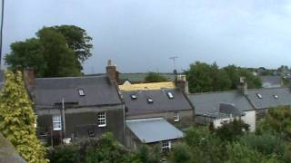 Duns United Kingdom  city pictures gallery : Second Part Of The Thunderstorm over Duns Scotland UK with some more STRONG LANGUAGE