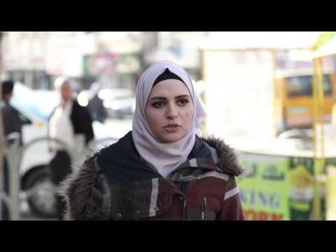 التحرش اللفظي في بلدة الرام ضواحي القدس