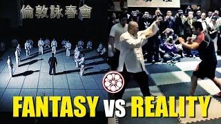Video Tai Chi Master vs MMA Madman!!! FANTASY VS REALITY & Blind Faith in Fighting MP3, 3GP, MP4, WEBM, AVI, FLV Februari 2019
