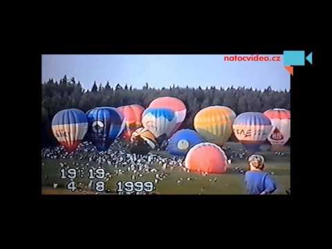 Balónové létání 1
