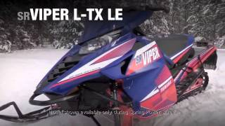 9. Yamaha SRViper R-TX LE 2015