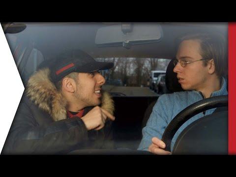 | HOE HERKEN JE GEVAAR? - Marokkaan Geeft Rijles (Aflevering 6 Seizoen 3)