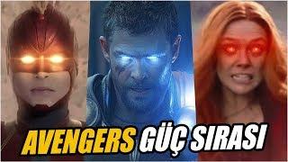 Video AVENGERS ENDGAME: En Güçlü 10 Kahraman Güç Sıralaması MP3, 3GP, MP4, WEBM, AVI, FLV Mei 2019
