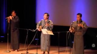 石垣民謡師範グループ(ぬくもりふれあいコンサート)