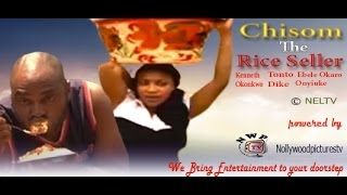 Tonto Dikeh as 'Chisom The Rice Seller Nigerian Movie' [Part 1]