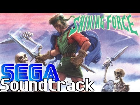 [SEGA Genesis Music] Shining Force - Full Original Soundtrack OST