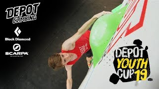 Depot Youth Cup 2019 by The Depot Climbing