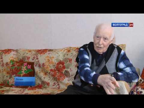 Ветеран Василий Мелихов. Выпуск от 03.02.2017