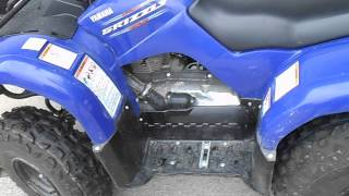 1. Yamaha Grizzly 125 Review & Startup