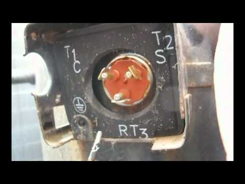 Air Conditioning Repair – How to ohm a compressor