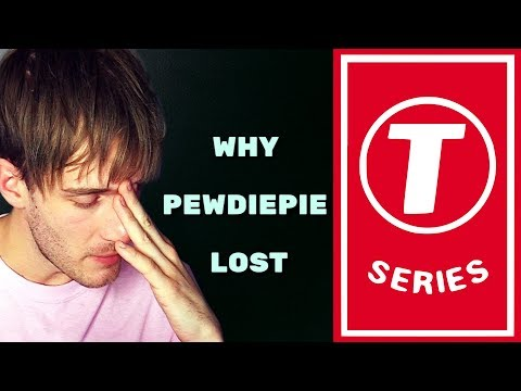 How T-Series Conquered Youtube