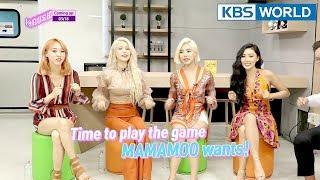 K-Rush season3's FIRST EPISODE ▶GUEST : MAMAMOO [KBS World Idol Show K-RUSH3 / ENG,CHN / 2018.03.16]