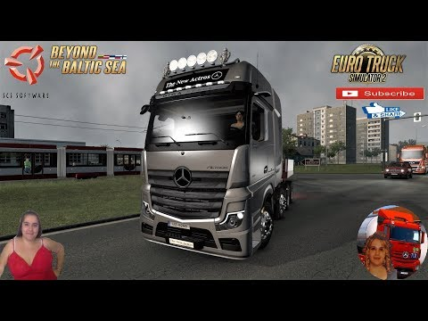Mercedes-Benz Actros MP5 2020 1.37