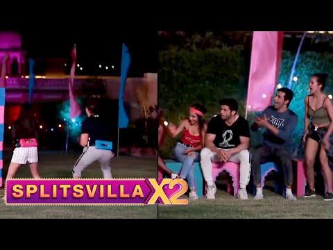 Splitsvilla Season 12 | Ankush's Twerk Wins Hearts  | Ep. 5 | Highlights