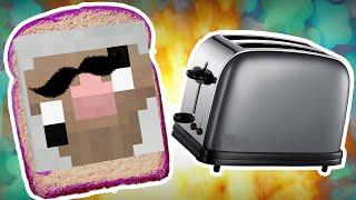 EPIC TOASTER FAILS!! | I Am Bread