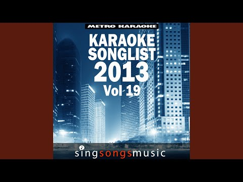 See You Again (In the Style of Carrie Underwood) (Karaoke Version)