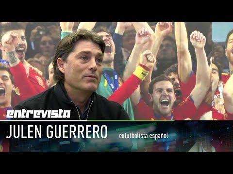 «Los cambios que ha sufrido el fútbol son brutales» – Julen Guerrero, exfutbolista español