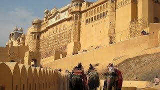 Jaipur India  City pictures : Amer Fort in Jaipur, India - Full Guided Tour
