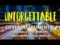 Unforgettable (Cover Instrumental) [In the Style of French Montana feat. Swae Lee]