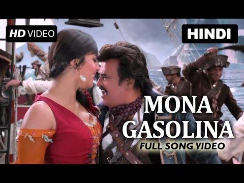 Mona Gasolina Full Song Video | Lingaa | Rajinikanth, Anushka Shetty,