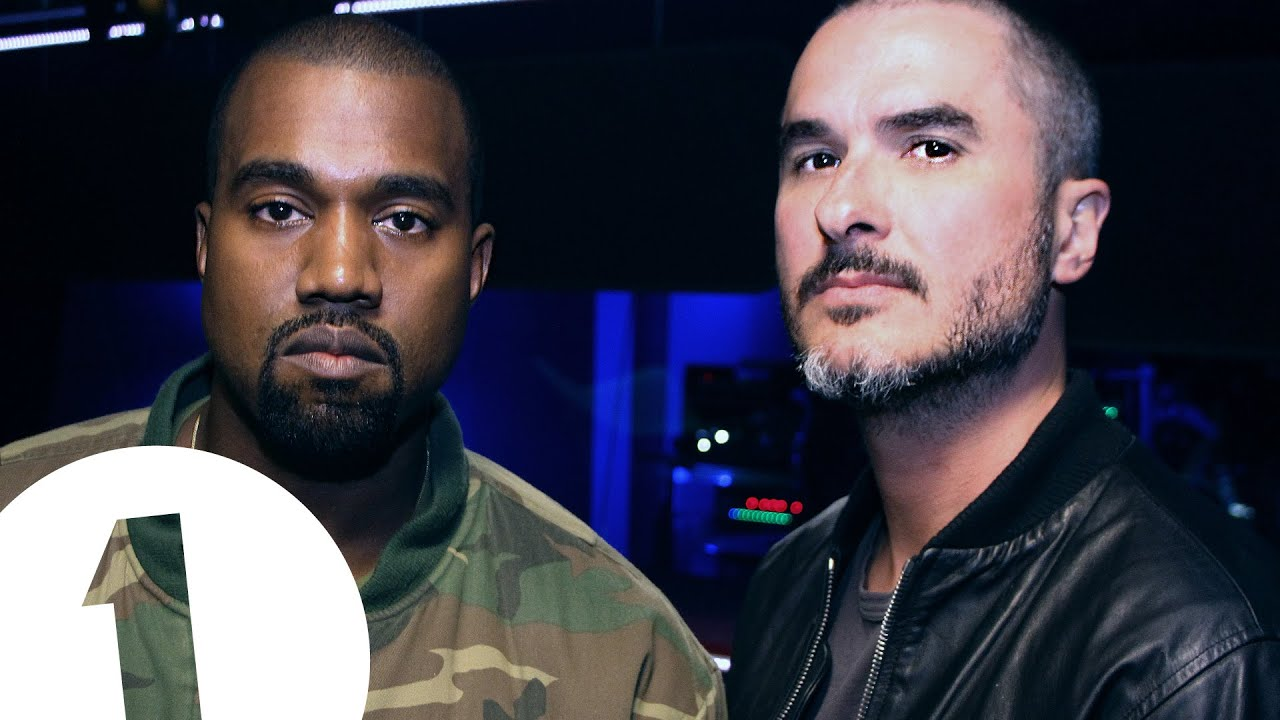 Kanye West Sits Down With Zane Lowe (Video)