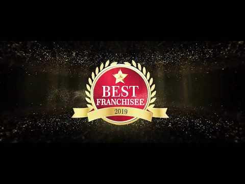 Video The Best Franchisee Award 2019 - Bondan Fahrizal (Bang Aji Arabian Kebab)