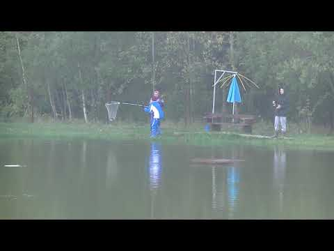 Видео отчет о рыбалке за 29 сентября 2018