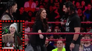 Nonton WWE Raw 12/26/16 The Shield wants BRAUN STROWMAN Film Subtitle Indonesia Streaming Movie Download