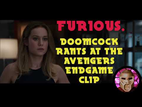 Avengers Endgame Reaction: DISGUST AND RAGE!