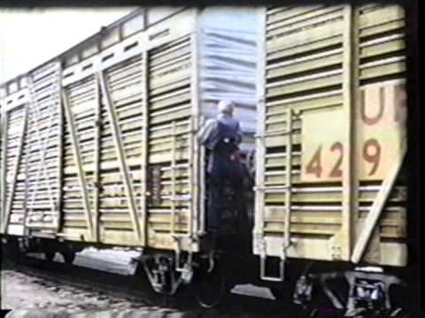 railroad - GETTING OFF ON THE RIGHT FOOT by the Union Pacific Railroad, is by far and away THE BEST railroad safety film I have ever watched . . . in my opinion. This i...