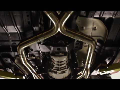 BMR Suspension - Project 2002 Camaro - Part 2 - TSP Exhaust