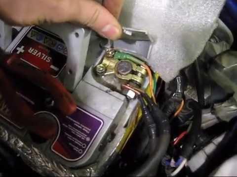 Плюсовая клемма аккумулятора hyundai фотка