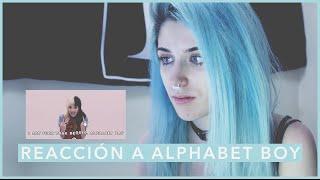reacciã³n a melanie martinez  alphabet boy videoclip