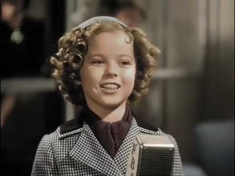 Classic Movies  Rebecca Of Sunnybrook Farm  Shirley Temple