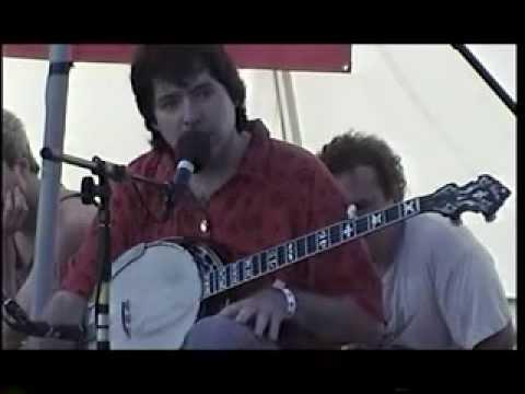 Bela Fleck, Bill Keith, Scott Vestal workshop: Winterhawk (Grey Fox) Bluegrass Festival 99'