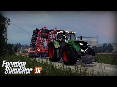 Fendt Vario 1050 Washable v2.0