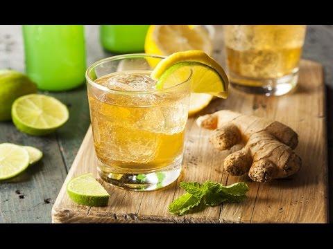 zenzero e limone per perdere peso!