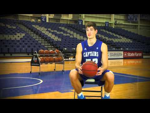 Meet the Captains: Christopher Newport Men's Basketball