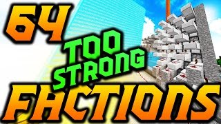 "Minecraft Factions VERSUS: Episode 64 ""CANNON IS TOO STRONG!"""