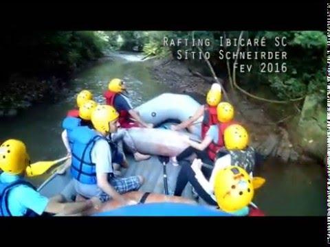 Rafting Ibicaré SC - Condor Blanco