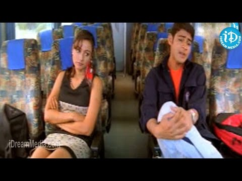 Vamshi Movie - Namrata Shirodkar, Mahesh Babu Nice Comedy Scene