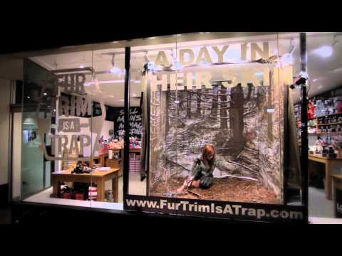 Fur Trim - A great film showcasing our Fur Trim is a Trap campaign put together by our good friend Stephanie Kittell from Veracity Films.