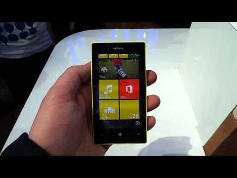 Nokia Lumia 520 - tani, ale bardzo udany Windows Phone - hands-on