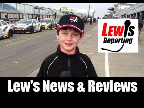 BTCC Update - Part 1 - Nicolas Hamilton, Aiden Moffatt, New BTCC Regulations