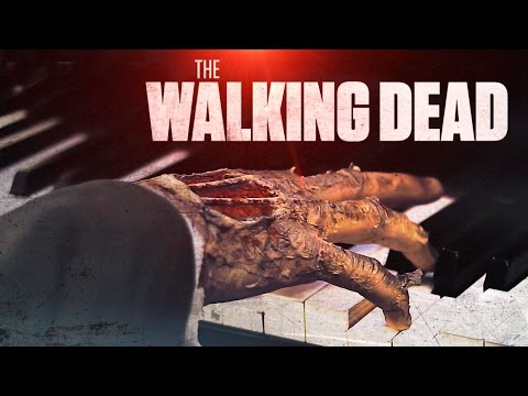 """Bear McCreary  """"Walking Dead Theme"""" Cover by The Wild Conductor"""