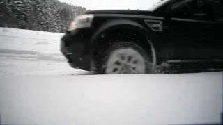 2011 Land Rover Freelander 2 - Verschneiter Anstieg