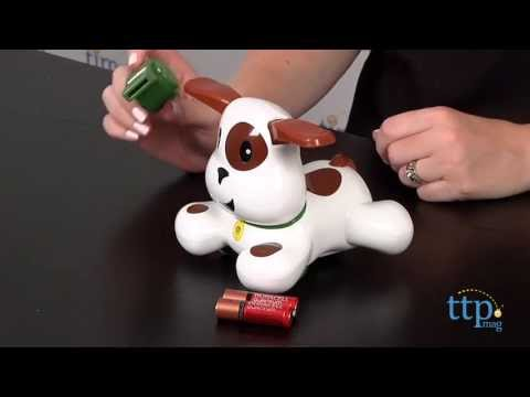 Tomy R/C Whistle n Go Puppy Šuniukas