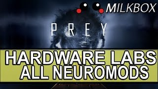 A guide to finding all the Neuromods aboard Talos. This part will cover all those in the Hardware Labs.Want 12 Months of PlayStation Plus with Amazon? http://amzn.to/2nE0LDb (Affiliate Link) (U.S.)http://amzn.to/2nXmamY (Affiliate Link) (U.K.)------------------------------------------------------------------------------------------Are you a YouTube content creator? Click the link to apply for a Curse Partnership: ► https://www.unionforgamers.com/apply?referral=4hw6r7lzcccabp (Affiliate Link)------------------------------------------------------------------------------------------Subscribe to the milkiest channel on the Internet! 。◕ ‿ ◕。►https://www.youtube.com/channel/UCPH28MUR1-Ko5tRQuJf3zmw------------------------------------------------------------------------------------------Social Media!►https://twitter.com/The_Milkbox (Twitter)►http://supermilkbox.tumblr.com/ (Tumblr)►https://www.facebook.com/Super-Milkbox-1380643578903590/?ref=hl (Facebook)------------------------------------------------------------------------------------------Any comments? Just drop them! I reply pretty quick. ------------------------------------------------------------------------------------------Credits:Music that may have been used in this production is provided by Kevin Macleod of incompetech.com