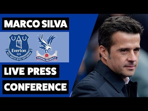 Video: GOMES, MINA & MCCARTHY AVAILABLE FOR PALACE CLASH? | SILVA'S PRESS CONFERENCE